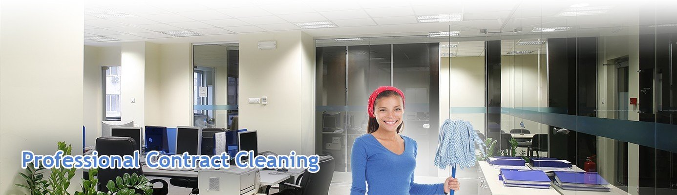 Fast Contract Cleaners Slider